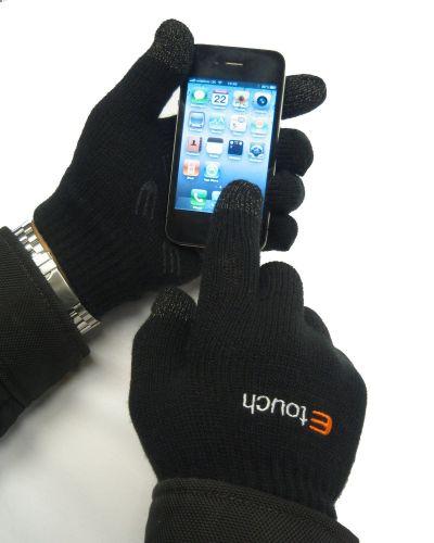 95a6cc5b E-touch vanter m. Non-Slip smartphone handsker - Huer - Hatte ...