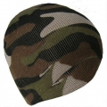 Camouflage Hue - Army Beanie