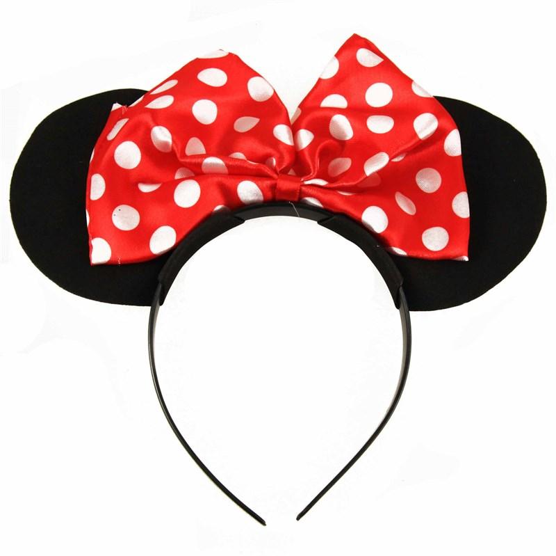 minnie mouse hårbøjle